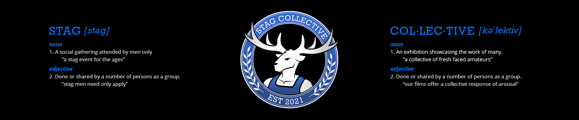 Join Stag Collective